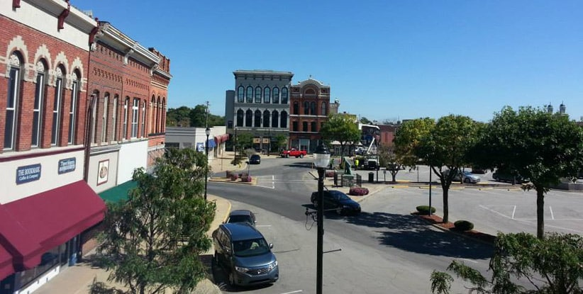 Historic Downtown Shelbyville